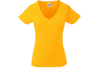 Valueweight Lady-Fit V-Neck